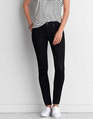 AEO DENIM X4 HI-RISE JEGGING