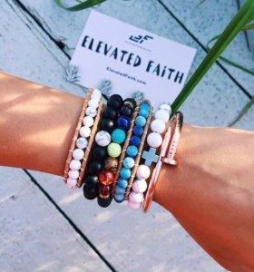 E Faith bracelets