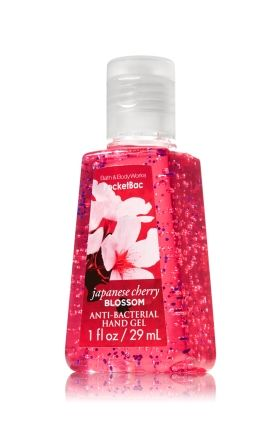 Bath & Body Works Japanese Cherry Blossom Hand Sanitizer